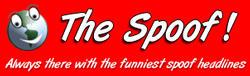 "As you can see, The Spoof primarily deals with ""Spoof"" news - and attempts to be a parody of an actual newspaper. Our writers sign-in to a service we call the Writers Desk, which is a part of the website which lets you contribute material to the site along with many other features."