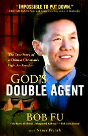 In God's Double Agent, Fu tells his remarkable story, from growing up in heart-breaking poverty, to discovering the life-changing power of the Gospel as a student, to his efforts to help persecuted Christians in China. Reading Fu's story will inspire you to boldly proclaim and live out your faith in a world that is at times indifferent, and at other times hostile, to those who spread the gospel.