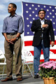 "Obama's hand placement during the playing of the Naitonal Anthem at a 2007 Democrat summer fundraiser in Iowa has been named by some in the military, ""The Obama Crotch Salure."""