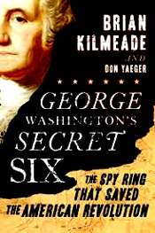 """As a Long Islander endlessly fascinated by events that happened in a place I call home, I hope with this book to give the secret six the credit they didn't get in life. The Culper spies represent all the patriotic Americans who give so much for their country but, because of the nature of their work, will not or cannot take a bow or even talk about their missions."""